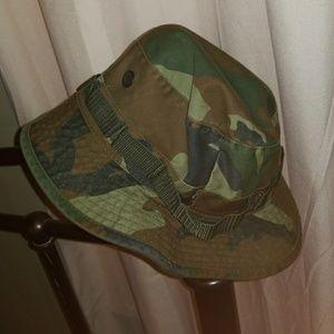Other - Camo Bucket Hat